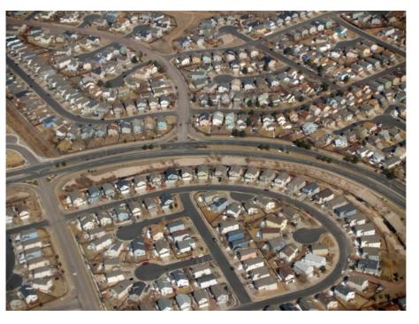 dense settlement